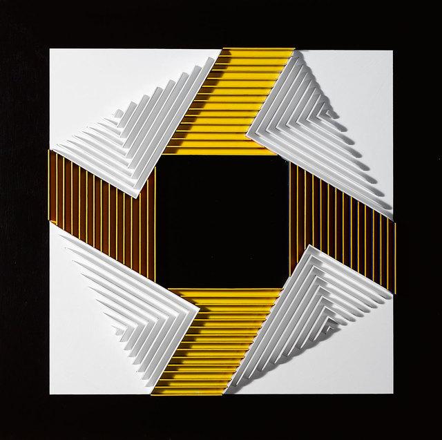 , 'Fold IV,' 2017, Gormleys Fine Art
