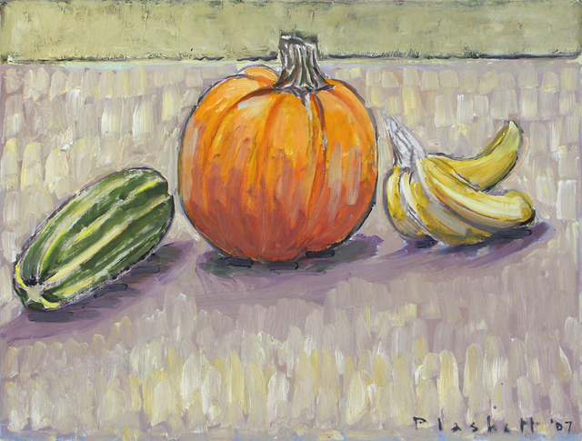 , 'Pumpkin, Marrow & Bananas,' , Bau-Xi Gallery