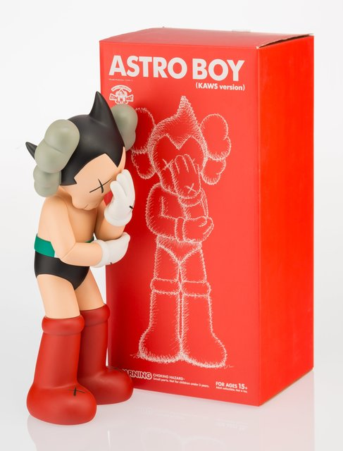 KAWS, 'Astro Boy (Kaws Version)', 2012, Other, Painted cast vinyl, Heritage Auctions