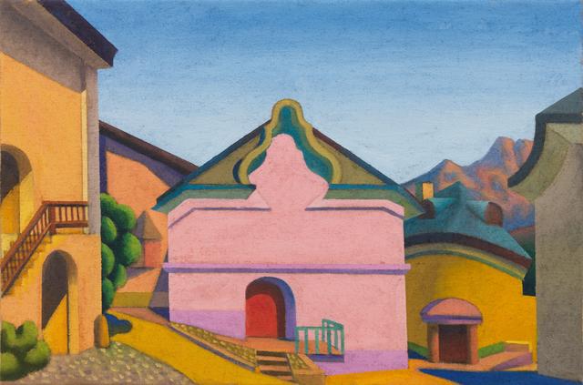 , 'Zuoz,' 2011, Galerie Andrea Caratsch