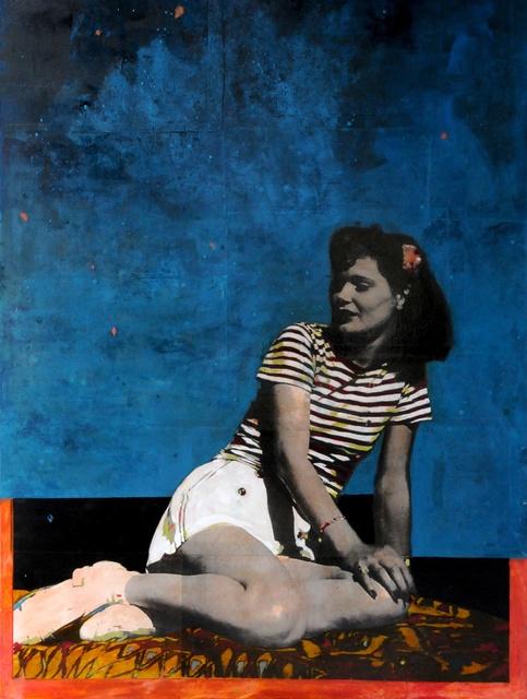 , 'French Girl,' 2016, Galerie Olivier Waltman | Waltman Ortega Fine Art