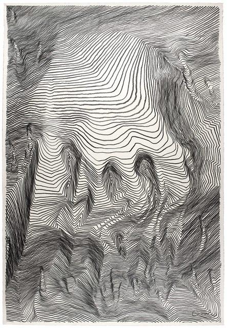 , 'Olmec 3,' 2014, Hans Alf Gallery
