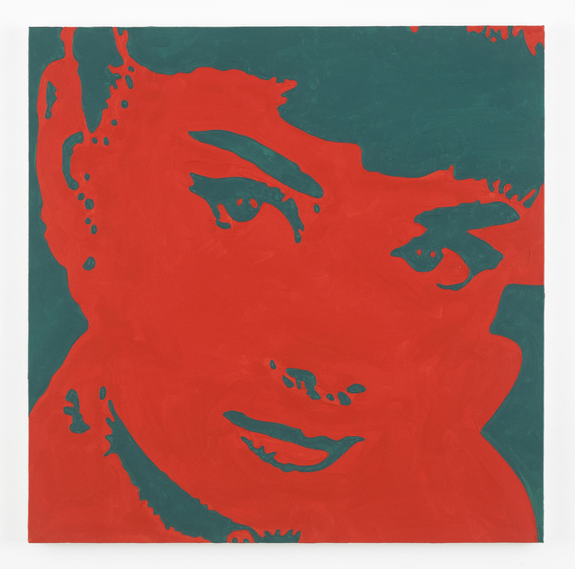, 'Audrey Hepburn,' 2014, Simon Lee Gallery