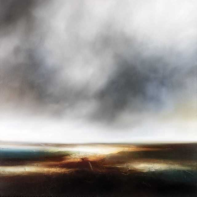 , 'Before Dark,' 2018, Gormleys Fine Art