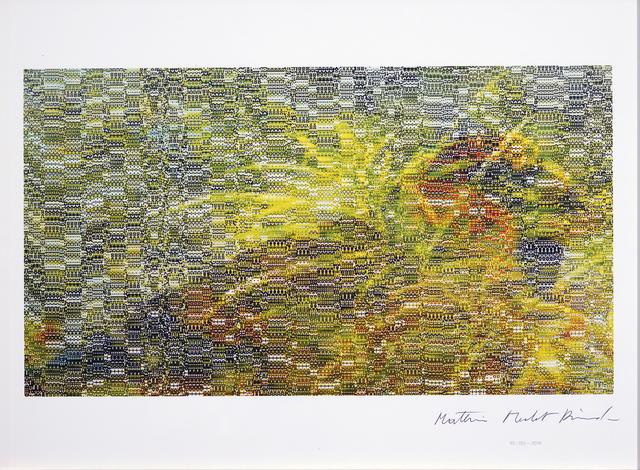 Mathieu Merlet Briand, '#Nature #93', 2019, Contemporary Art Platform Kuwait