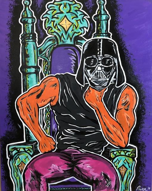 , 'King Vader,' 2019, Forever Art Gallery