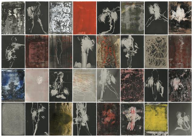 , 'No title (FP033),' 2006-2015, Matthew Liu Fine Arts