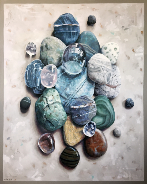 , 'Wishing Stones,' 2019, A Gallery