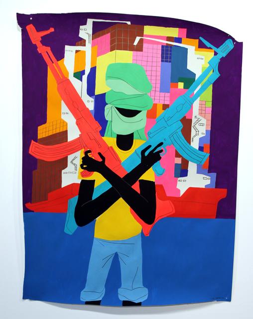 Todd James, 'Hakuna matata', 2010, ALICE Gallery