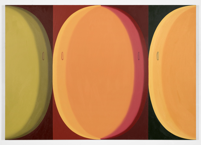 , 'Three Visions,' 2016, Agustina Ferreyra