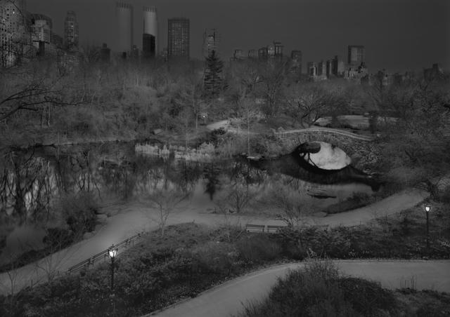 , 'Northwest View - Deep In A Dream - Central Park,' 2015, Holden Luntz Gallery