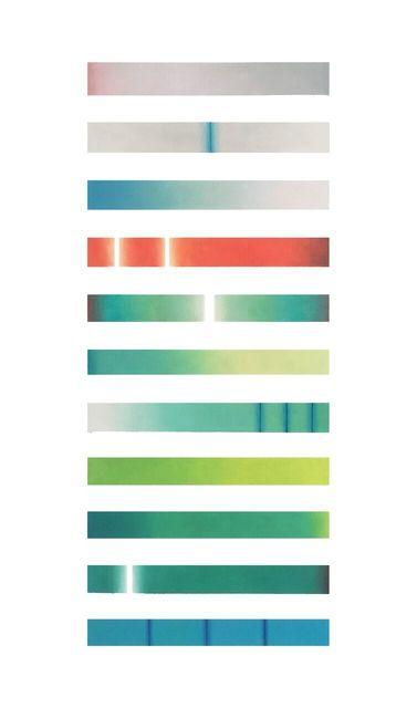 , 'Data for Biolith,' 2018, Goodwin Fine Art
