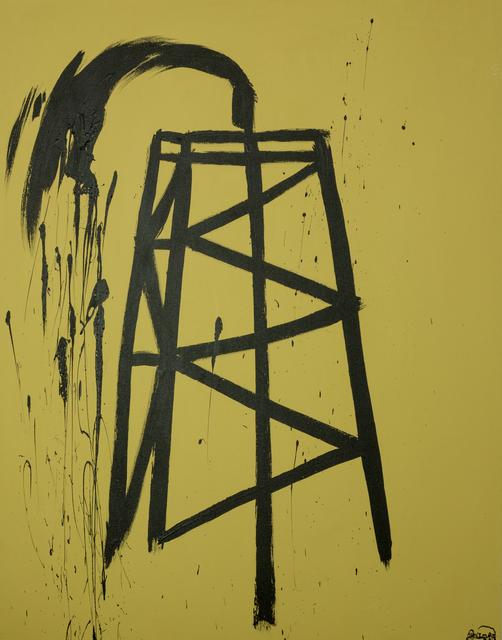 Harif Guzman, 'Saudi', 2013, Deborah Colton Gallery