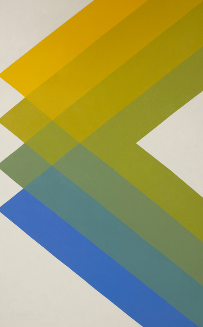 , 'Chroma,' 1991, Pucker Gallery