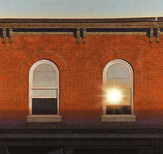 , 'Queen Street Sunrise,' 2016, Mira Godard Gallery