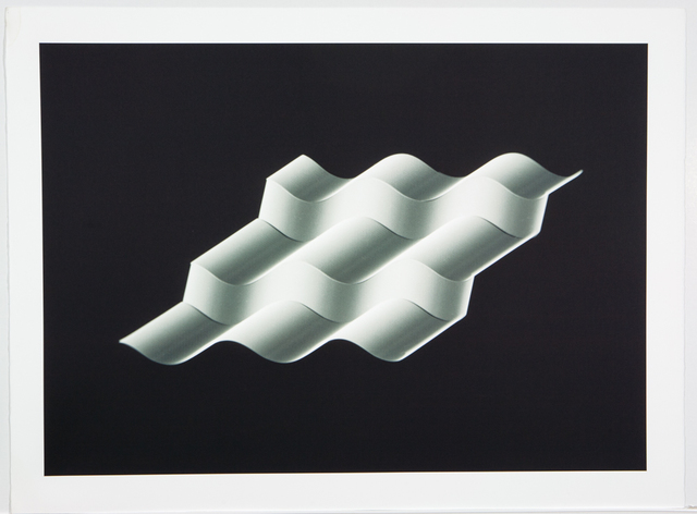 , 'Waveform Studies XVI,' 1977-2003, BERG Contemporary