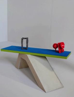 , 'Emilie Bobek - Installation Playground,' 2018, Galerie Ron Mandos