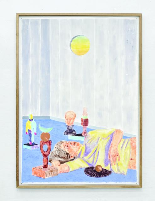 Marion Fink, 'Sie suchte überall das Unbedingte und fand doch nur Dinge.', 2017, Evelyn Drewes Galerie