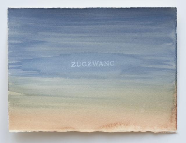, 'Domestic Textiles Series, Zugzwang,' 2019, frosch&portmann