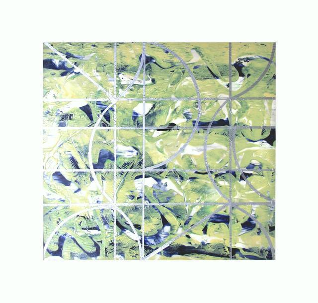 Gudrun Mertes-Frady, 'SOMEWHERE ELSE', 2019, Kathryn Markel Fine Arts