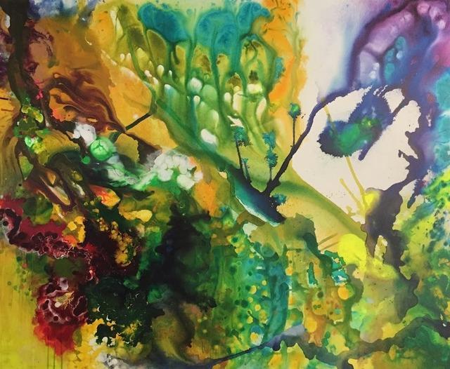 , '02LC,' 2016, Joshua Tree Art Gallery