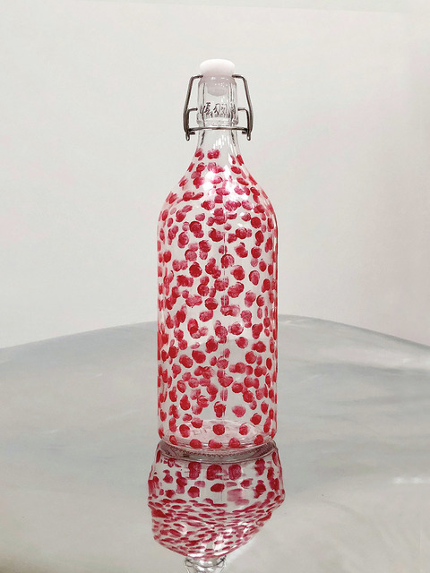 Zhang Yu 張羽, 'Bottle Filled with Fingerprints 4-20190714 ', 2019, Alisan Fine Arts