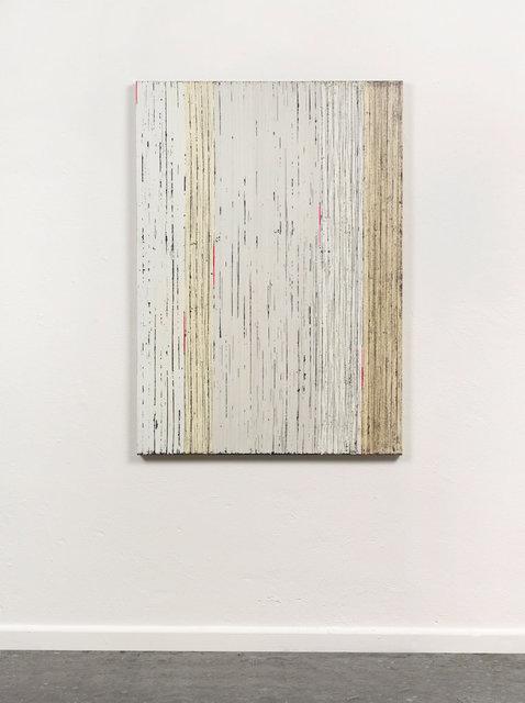 , 'Rosa Rauschen,' 2014, Wentrup