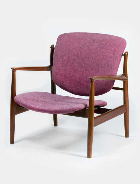 Finn Juhl, 'Easy Armchair ', 1956, Patrick Parrish Gallery