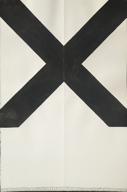 , 'X Series (Dentura),' 1992, Instituto de Visión