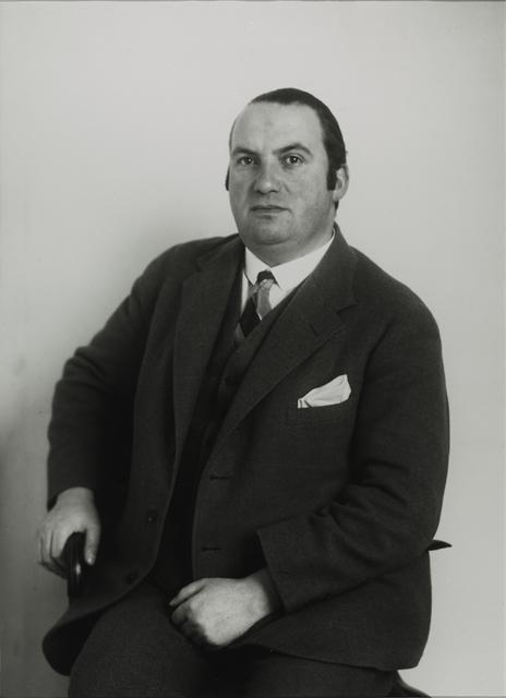 August Sander, 'Attorney', 1930, Galerie Julian Sander