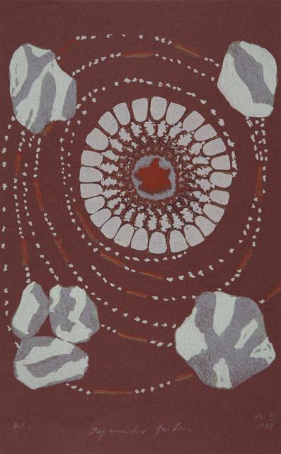 , 'Japanischer Garten,' 1976, Galerie Krinzinger