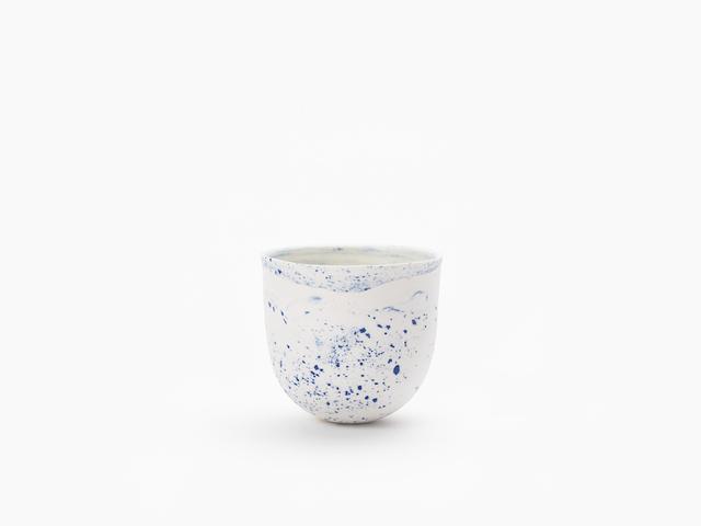 HoJung Kim, 'FLOW Blue I-V | By HoJung Kim', 2021, Design/Decorative Art, Porcelain, THROWN