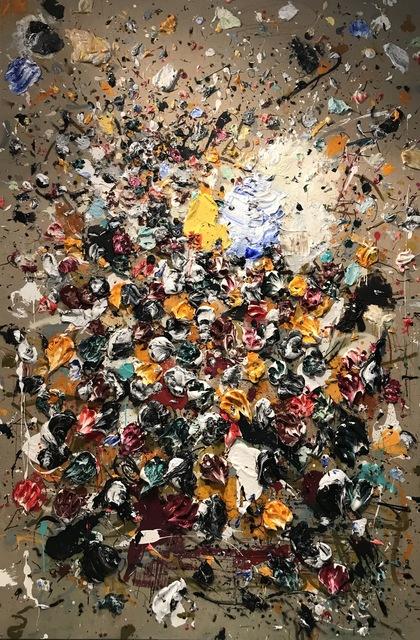 , 'OCHER X,' 2018, Aurora Vigil-Escalera Art Gallery
