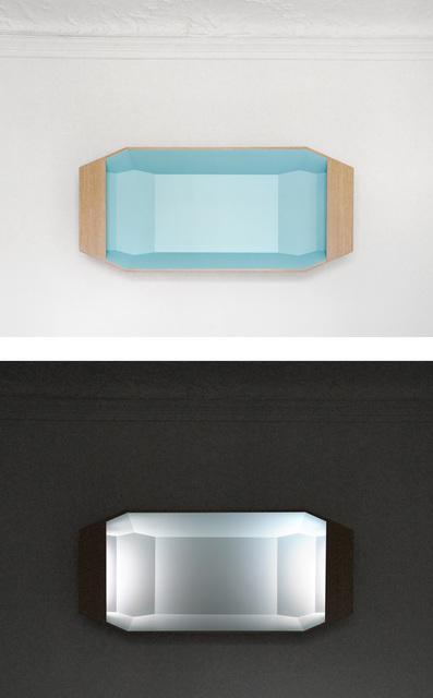, 'Aspherical Skylight,' 2010, YMER&MALTA