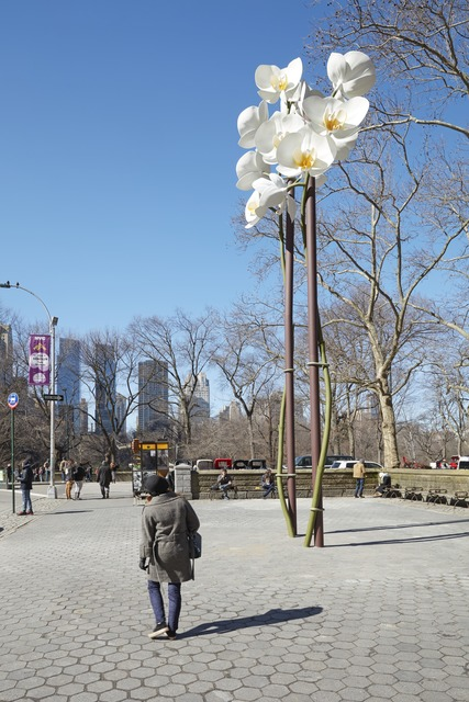 Isa Genzken, 'Two Orchids', 2015, Public Art Fund