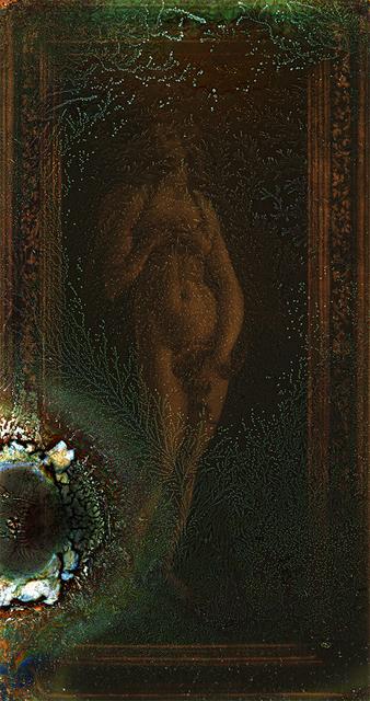 , 'sandro botticelli, venus pudica no.2,' 2018, galerie burster