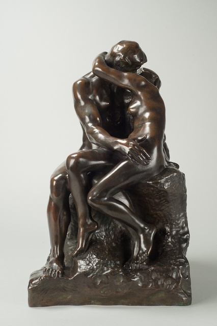Auguste Rodin, 'Le Baiser (The Kiss), 3rd Reduction', Bowman Sculpture