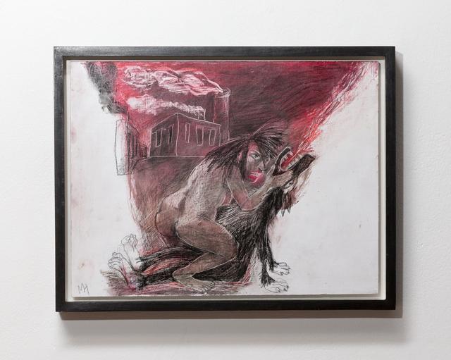 , 'Drawing 45,' 2016, Joanna Bryant & Julian Page