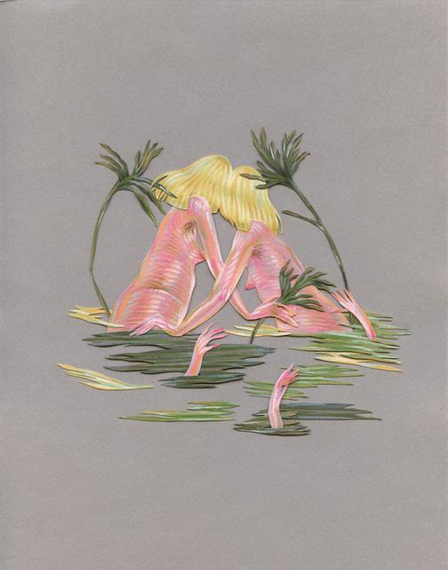 , 'Mutual Adoration,' 2017, HARPY