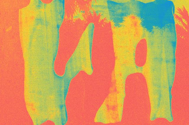 , 'LA,' 2015, LAMB Arts