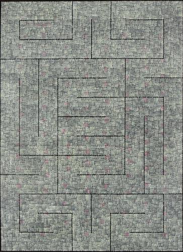 , 'Path - Blessing - 39,000CM,' 2008, Galerie du Monde