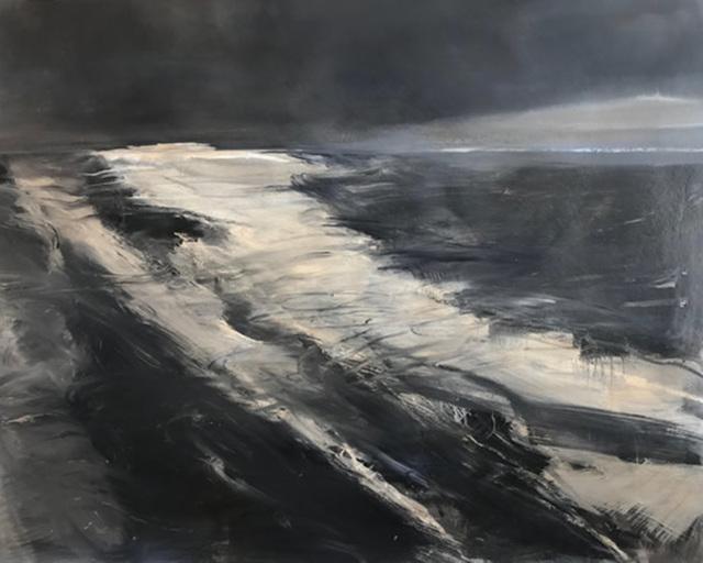 Pippa Blake, 'Grey Dawn', 2018, Candida Stevens Gallery