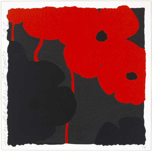 , 'Red and Black, April 25, 2007,' 2007, Heather Gaudio Fine Art