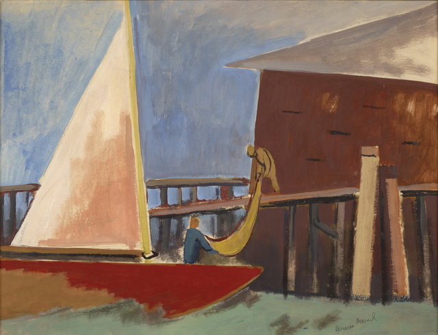 , 'Coming In,' 1960, Debra Force Fine Art