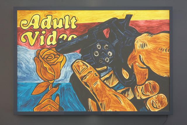 , 'Adult Video,' 2017, DSC Gallery