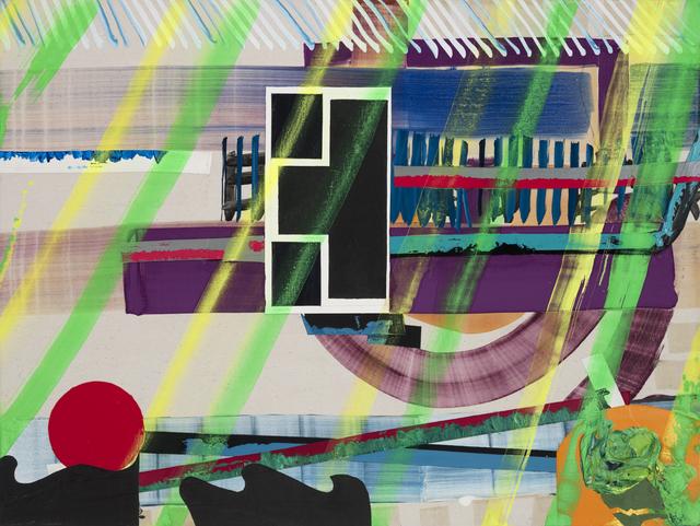 , 'Open Al,' 2014, Galerie Thomas Schulte