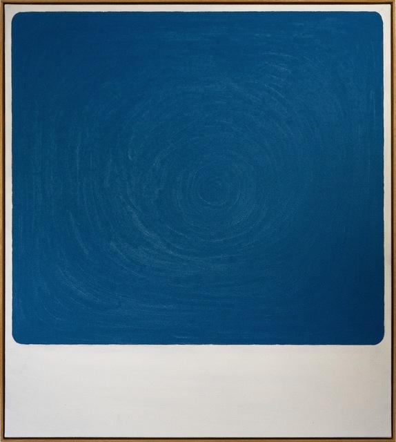 Bertrand Fournier, 'Rainbow domino (blue)', 2019, Sebastian Fath Contemporary