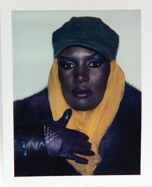 Andy Warhol, 'Andy Warhol, Polaroid Photograph of Grace Jones, 1984', 1984, Hedges Projects