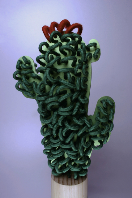 , 'Cactus,' 2015, Baiksong Gallery