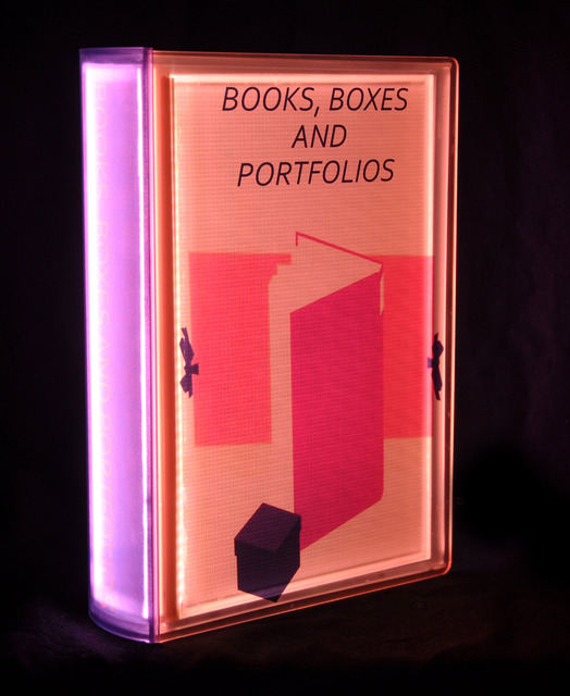 Airan Kang, 'Books, Boxes, and Portfolios', 2010, Bryce Wolkowitz Gallery